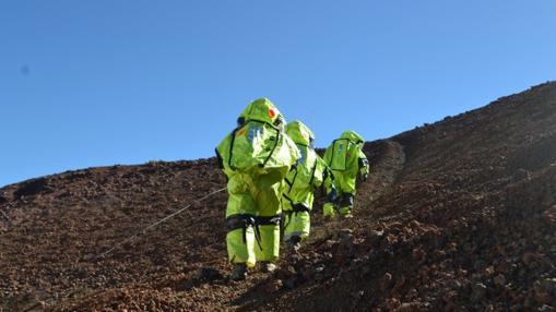 Los colonos «marcianos» acaban su misión tras ocho meses de aislamiento
