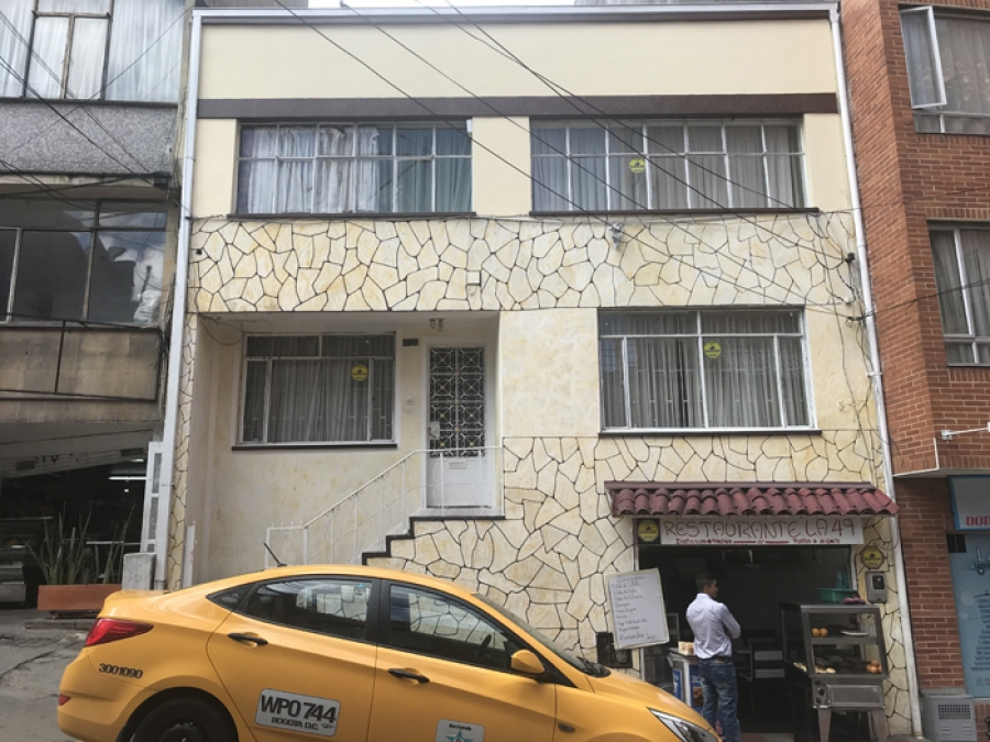 Propiedad Calle 49  - Chapinero Alto